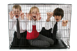Cagedkids